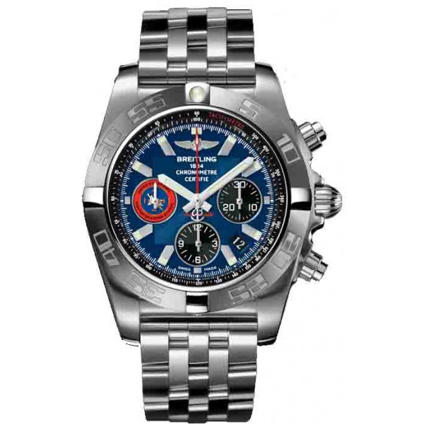Breitling watches TOPGUN Chronomat 44 Watch limited edition 500