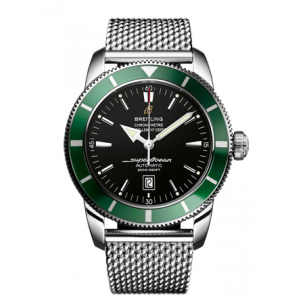 Breitling watches Superocean Heritage 46 Green Edition