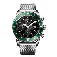 Breitling watches Superocean  Heritage Chronographe Green Edition