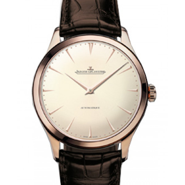 Jaeger LeCoultre Master Ultra Thin 41 Pink Gold 2013
