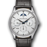 Jaeger LeCoultre Master Ultra Thin Perpetual White Gold 2013