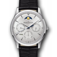Jaeger LeCoultre Master Ultra Thin Perpetual Stainless Steel Boutique Edition 2013