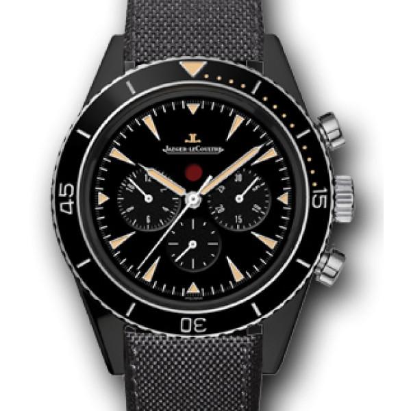 Jaeger LeCoultre Deep Sea Chronograph Vintage Cermet 2013