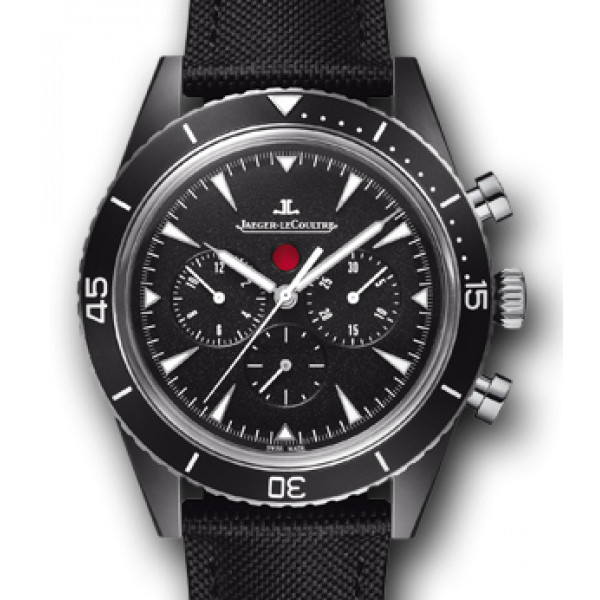 Jaeger LeCoultre Deep Sea Chronograph Cermet 2013
