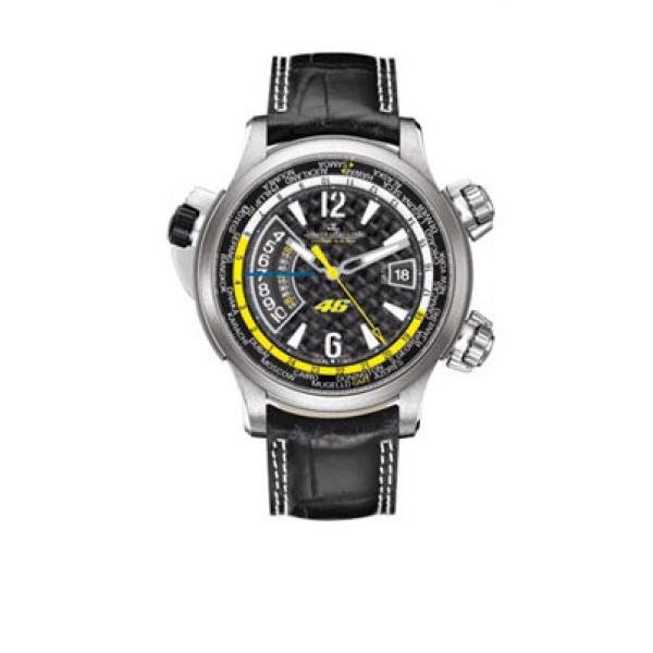 Jaeger LeCoultre  Master Compressor Chronograph 46 Valentino Rossi (Titanium)