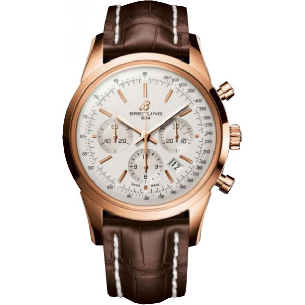 Breitling watches Transocean Chronograph Limited