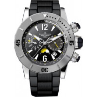 Jaeger LeCoultre   Master Compressor Diving Chronograph Boutique (Titanium / Art