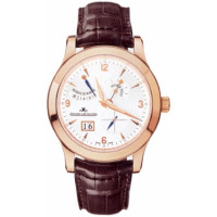 Jaeger LeCoultre   Master Eight Days (18kt Rose Gold)