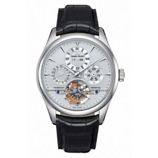 Jaeger LeCoultre Master Grande Tradition Tourbillon with perpetual calendar