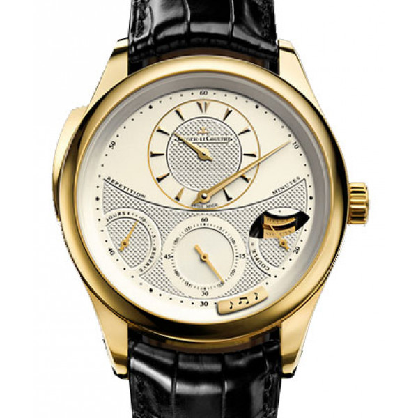 Jaeger LeCoultre Master Grande Tradition Minute Repeater Limited Edition 100