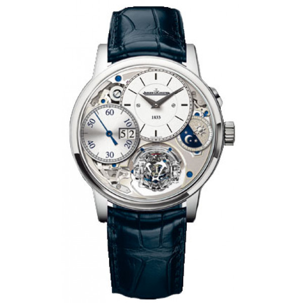Jaeger LeCoultre Master Grande Tradition Gyrotourbillon 3 Jubilee Limited Edition 75