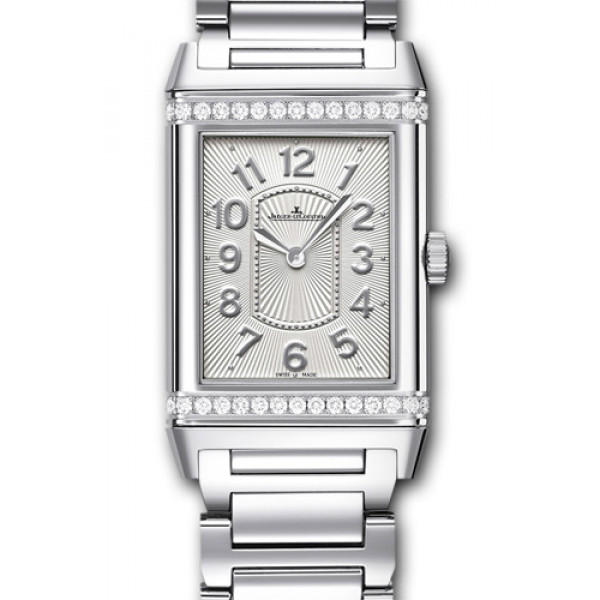 Jaeger LeCoultre Reverso Grande Lady Ultra Thin Stainless Steel 2013