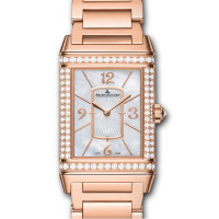 Jaeger LeCoultre Reverso Grande Lady Ultra Thin Rose Gold 2013