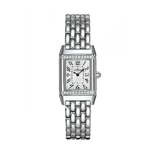 Jaeger LeCoultre   Reverso Lady Jewellery (SS-Diamonds / Silver / SS)