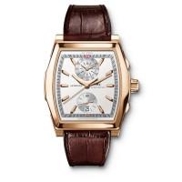 IWC Da Vinci Chronograph (Rose Gold)