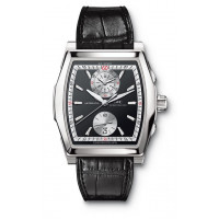 IWC Da Vinci Chronograph (Steel)