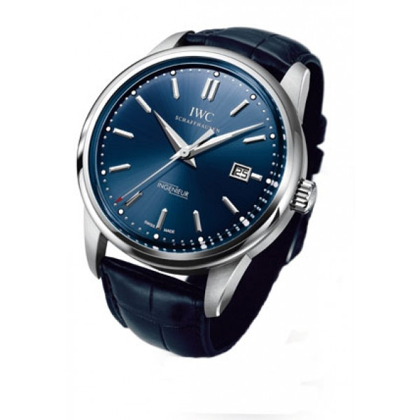 IWC Ingenieur for Laureus Sport for Good Foundation Limited Edition 1000