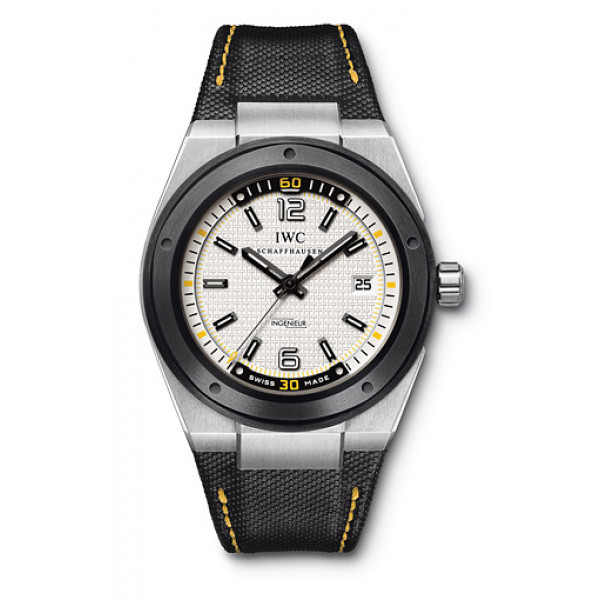 IWC Ingenieur Automatic Climate Action (Steel)