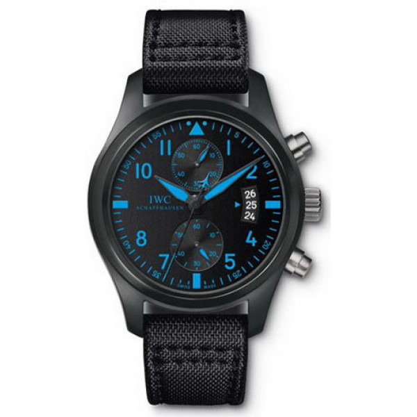 IWC Pilot's Chronograph Top Gun Limited Edition 500