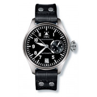 IWC Big Pilot`s (Platinum / Black)