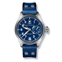 IWC Big Pilot`s (Platinum / Blue)