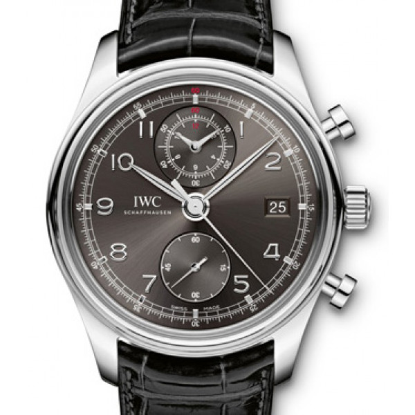 IWC Portuguese Chronograph Classic Stainless Steel  2013