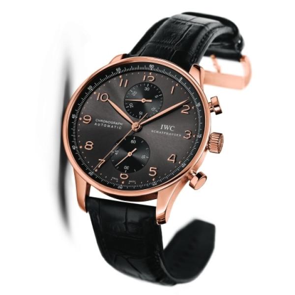 IWC Portuguese Automatic Chronograph RG