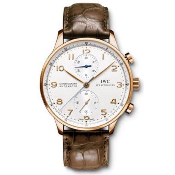 IWC Portuguese Chronograph RG