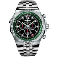 Breitling watches Bentley GMT Chronograph