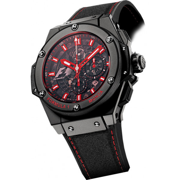 Hublot King Power F1 Monza Limited Edition 200