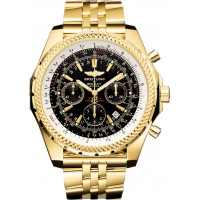 Breitling watches Bentley Motors Yellow Gold