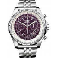 Breitling watches Bentley Motors Violet Dial Steel