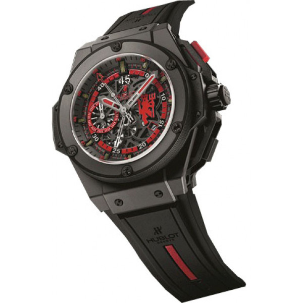 Hublot King Power Red Devil For Manchester United Limited Edition 500