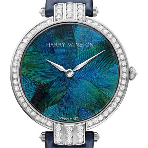 Harry Winston Feathers