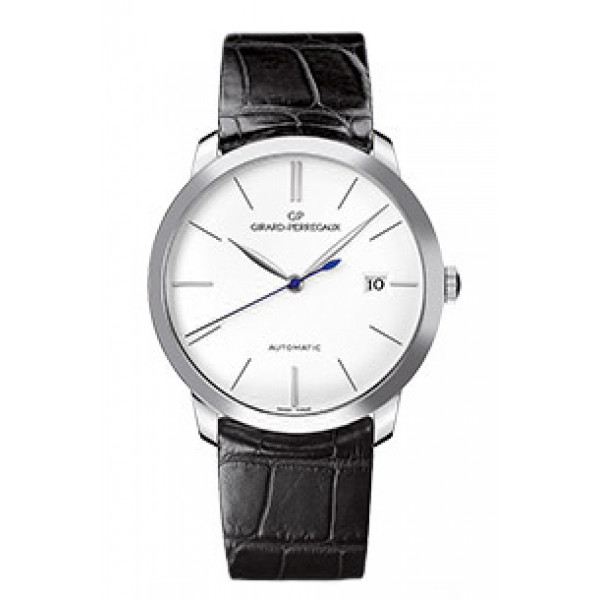 Girard Perregaux Classique Elegance 1966 (WG/ White / Leather)