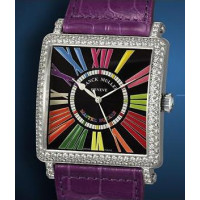 Franck Muller Master Square Color Dreams with Diamonds