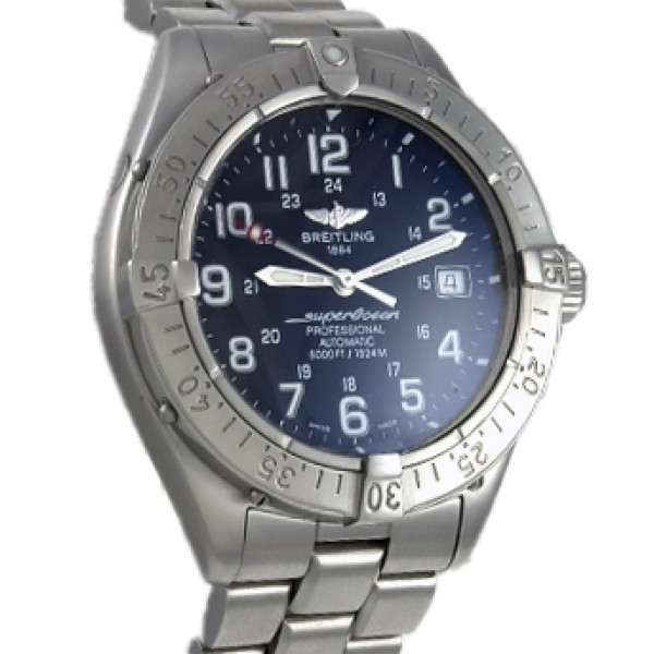 Breitling watches Superocean Professional