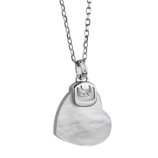 Подвеска Damiani Damianissima.925 серебро, перламутр (20054405)