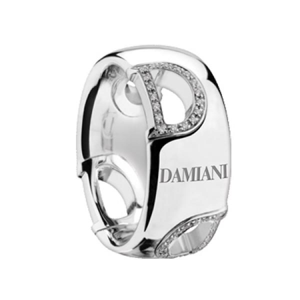 Кольцо Damiani D.Icon, белое золото, бриллианты (20045903)