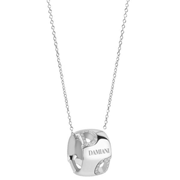 Ожерелье Damiani D.Icon, белое золото, бриллианты (20045909)