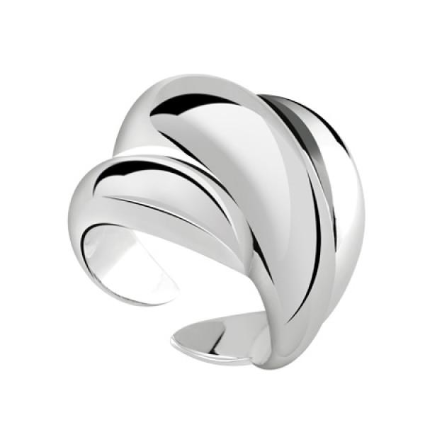 Кольцо Damiani Gomitolo.945, серебро, бриллиант (20056192)