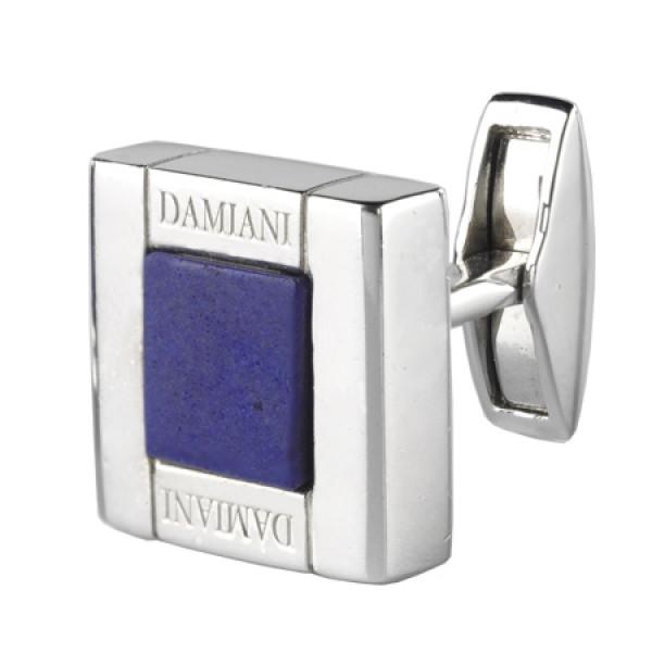 Запонки Damiani Justman, серебро, лазурит (20042007)