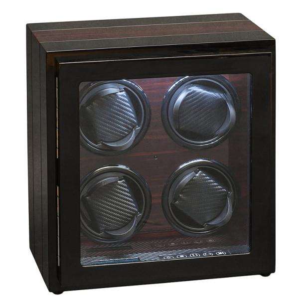 Шкатулка-тайммувер для автоподзавода четырех часов