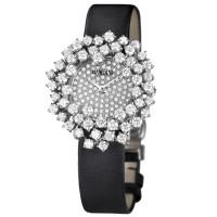 Часы Damiani Mimosa белое золото, бриллианты (30002850)