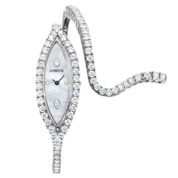 Часы Damiani Eden White, белое золото, бриллианты (30017911)