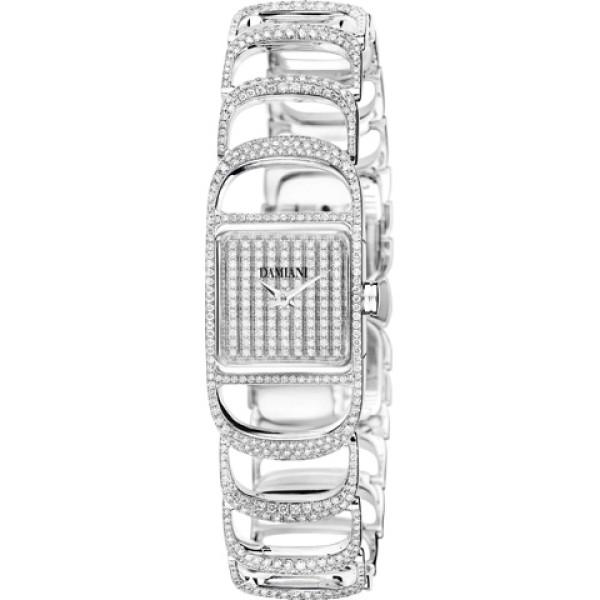 Часы Damiani Damianissima, белое золото, бриллианты (30002843)