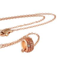 Подвеска Damiani Mini Must розовое золото, бриллиант (20041975)
