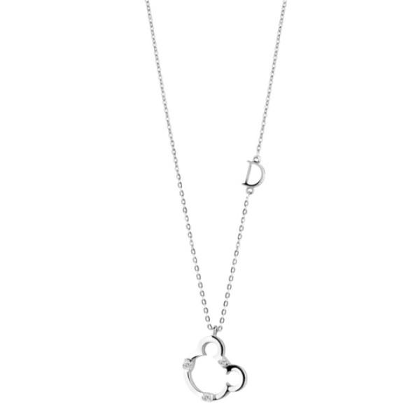 Подвеска Damiani Mini Symbols белое золото, бриллианты (20046141)