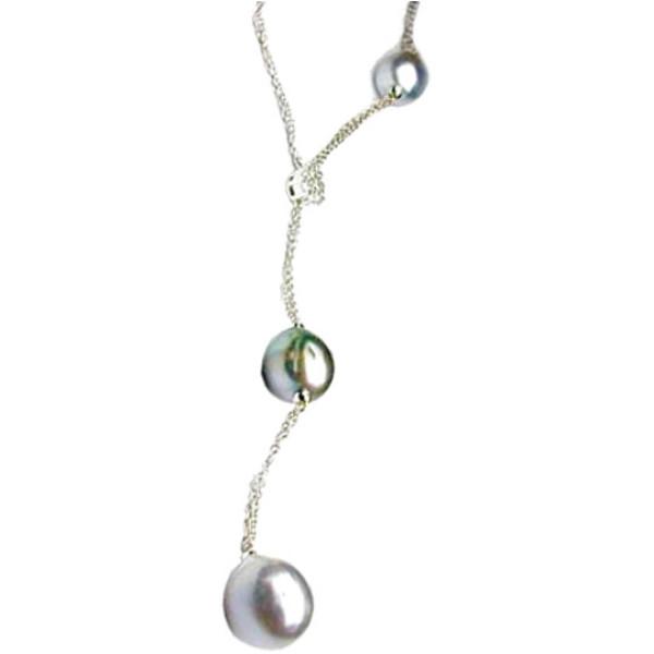 Колье Damiani Ninfea белое золото, бриллианты, жемчуг (20005925)