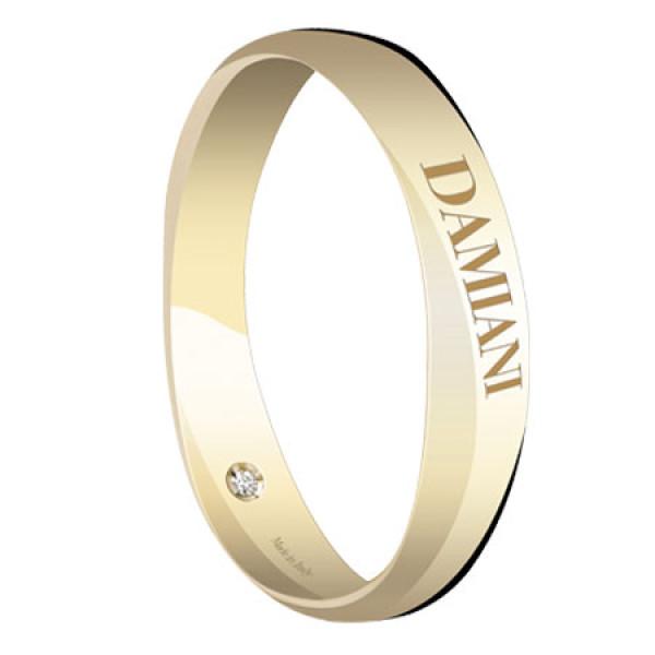 Кольцо Damiani Sand желтое золото (20046835)